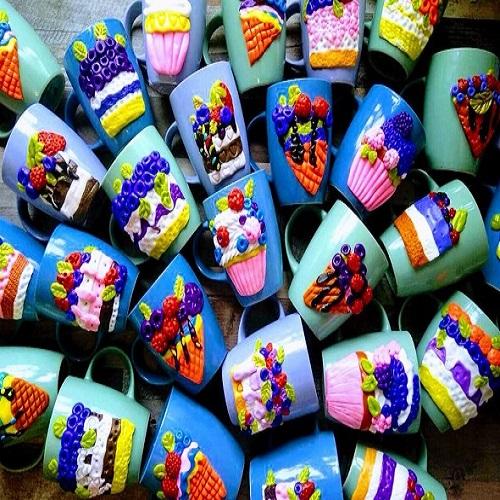 декорирование-чашек